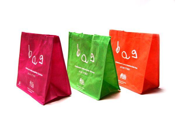 不織布袋 Non-Woven Bag